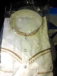 Piping Work Pathani Suits