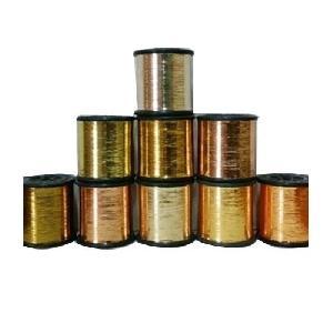 Metallic Zari Thread