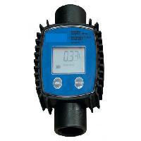 Digital Fluid Flow Meter