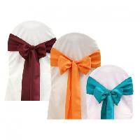 Polyester Chair Sashes