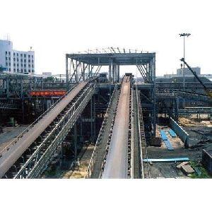 Coal Handling Belt Conveyor