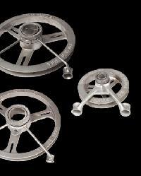 Aluminium Chain Wheel