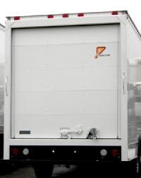 """3/4"""" Dry Freight Wood Door"""