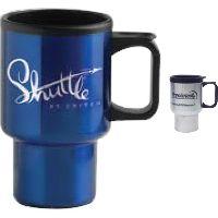 14 oz Economy Stainless Steel Mug