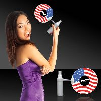 American Flag Mist-R-Fan