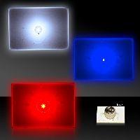 LED Blinking Light Up Glow Rectangles Blinky