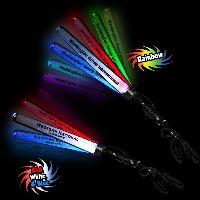 Light up LED Electronic Sparkle Stick Necklace