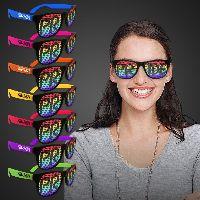 Rainbow Pride Billboard Sunglasses