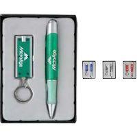 Rivet Led Keylight & Quasar Pen Gift Set