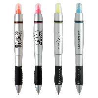 Silver Pen Highlighter