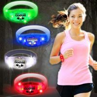 Sound Activated LED Stretchy Bangle Bracelet