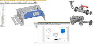 2D & 3D CAD Services