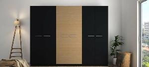 3D Wardrobe Interior Designing