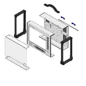 Sheet Metal Part Designing Services