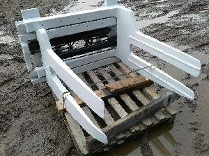 Box Forklift Clamp
