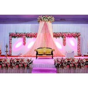 Stage Flower Decoration Services
