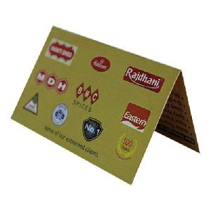 Double Side Visiting Card Printing Services