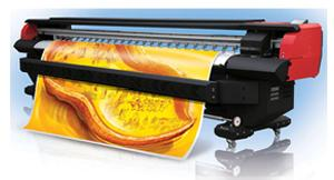 Solvent Flex Printing Services