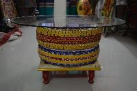 Centre Table (tyres)