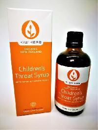 Kiwiherb Children's Throat Syrup