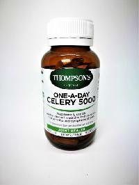 Thompson One-A-Day Celery 5000 Capsules