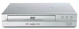 Dvd Player With Double Ic