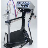Ultra Static Manual Powder Gun With Vibratory Box Feeder
