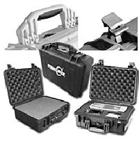 Cases with Pick N Pluck Foam
