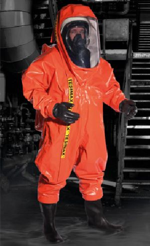 Chemical Protection Gas Tight Suits