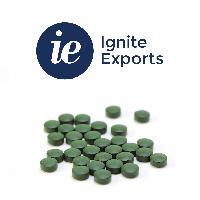 Organic Spirulina Tablet