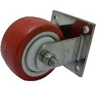 Mounting Caster Wheel