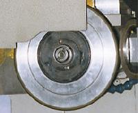 Optidress E Diamond Wheel Profiling System