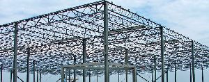 Structural Steel Fabrication And Erection