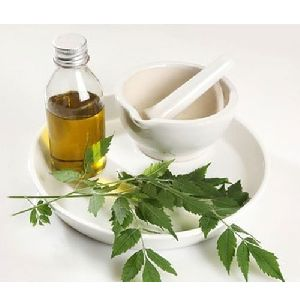 Refined Neem Oil