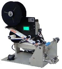 Print Semi-automatic Wrap Labeling System