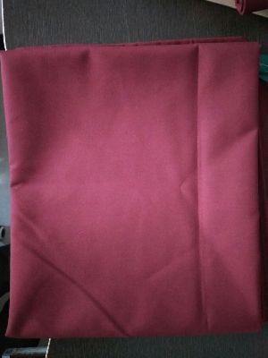 Maroon Color Hospital Bed Sheet