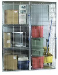 Steel Bulk Storage Lockers