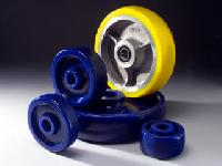 Solid Polyurethane Wheels 75Dx