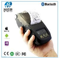 MHT-5800 Portable thermal printer with Android&IOS