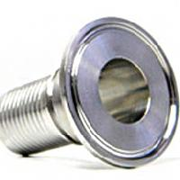 """1"""" Sanitary Fitting Style 10"""