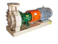 Fybroc Series 1500 Horizontal ANSI Pumps
