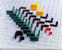 ANGLE PVC CAPS
