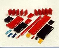 FLAT AND RECTANGLE PVC CAPS