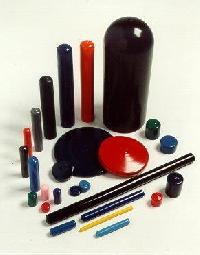 ROUND PVC CAPS