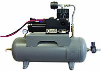 Tank-mounted Air Compressors