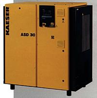 ASD 25, ASD Series Direct Drive Kaeser Rotary Screw Compressor
