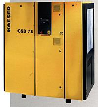 CSD 60, CSD Series Direct Drive Kaeser Rotary Screw Compressor