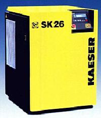SK 15, SK Series Rotary Screw Compressor