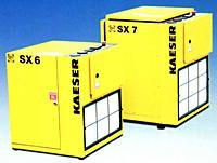 SX 5, Rotary Screw Air Compressor