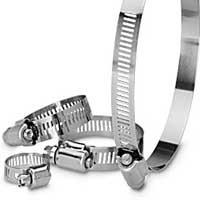 Standard Series Worm Gear Clamps